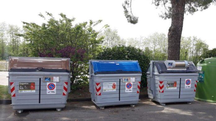 Buonconvento, ecco i nuovi contenitori ad accesso controllato per la raccolta dei rifiuti