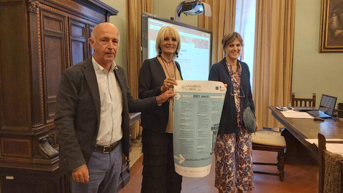 Bright 2021, festa dei ricercatori e delle ricercatrici a Siena: presentato il cartellone di oltre 80 eventi