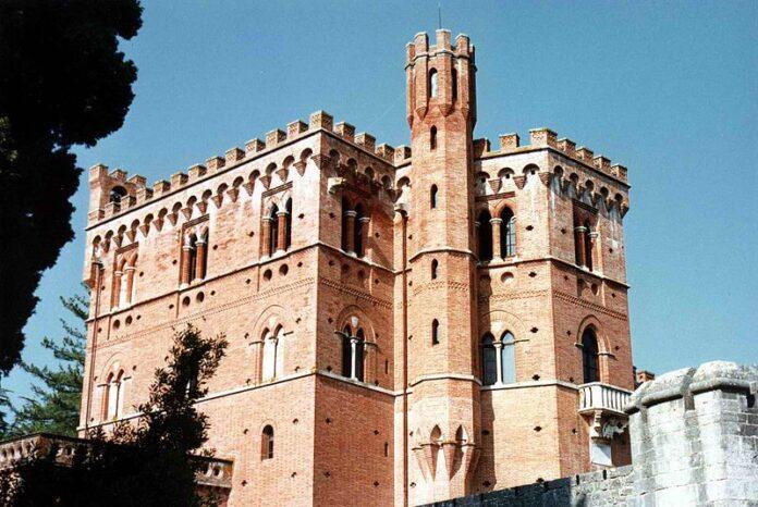 """Gaiole in Chianti ancora set di un film: concluse le riprese al Castello di Brolio di """"Rosaline"""" della Disney"""
