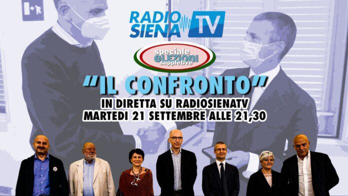 Alle 21.30 su Siena Tv in onda il confronto tra i sette candidati alle elezioni suppletive