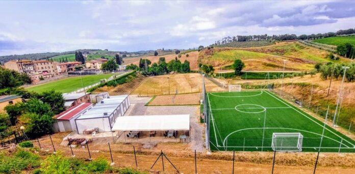 "Castelnuovo: match tra Gsd Berardenga e Acn Siena per salutare i nuovi impianti sportivi ""A. Franchi"""