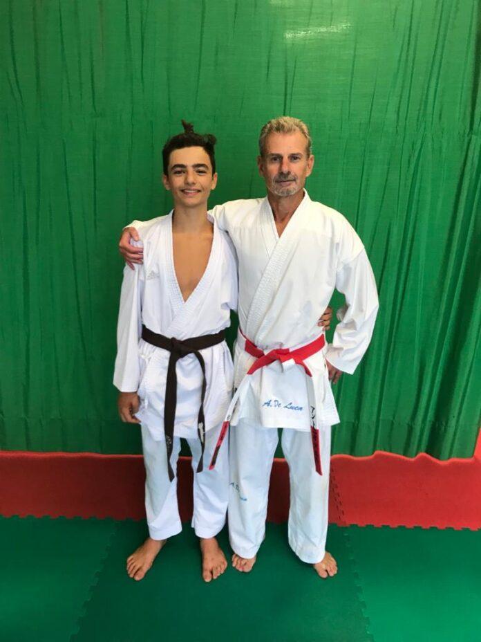 Mens Sana Karate, Papini convocato per i campionati europei