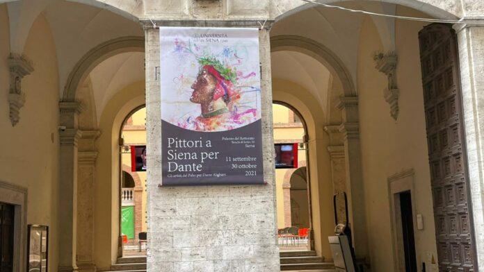"""""""Pittori a Siena per Dante"""": inaugurata la mostra sui senesi nella Commedia"""