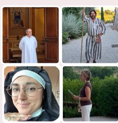 A Siena ex convento per la prima volta aperto al pubblico: è teatro con QuaViO
