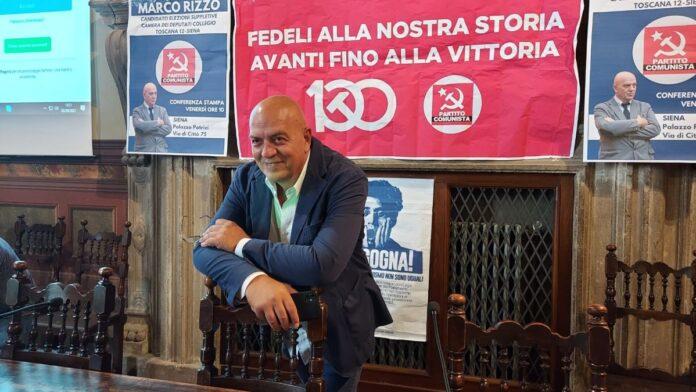 """Suppletive di Siena, Rizzo: """"Su MPS servono fatti e non chiacchere"""""""