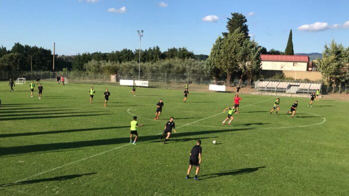 Acn Siena, ripresi gli allenamenti in vista della Reggiana