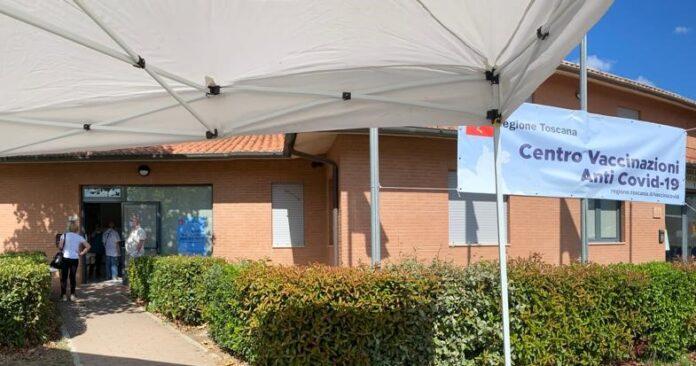 Camper vaccinale a Radicondoli e Fiera al Piano di Torrita di Siena: 60 dosi somministrate