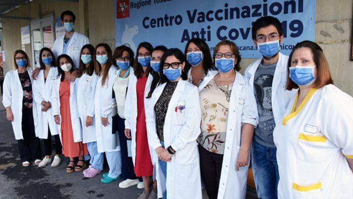 Vaccinazione: alle Scotte al via la terza dose per oltre 2000 pazienti fragili