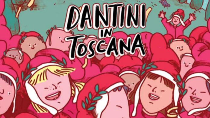 Monteroni d'Arbia, i bambini delle classi quinte diventano Dante per un giorno