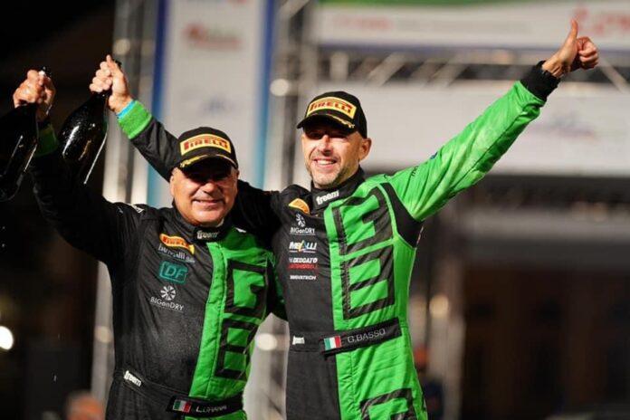 Rally, il senese Lorenzo Granai si laurea campione d'Italia