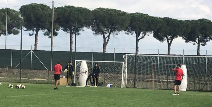 Acn Siena, ripresi gli allenamenti in vista della gara contro la Virtus Entella