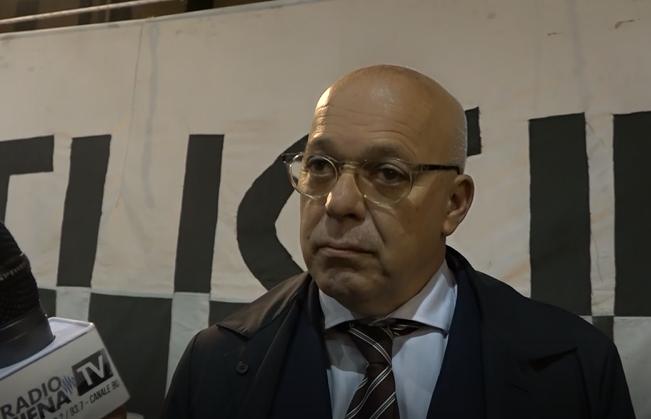 """Acn Siena, Bellandi a Siena Tv: """"Troppe critiche? Non le ho sentite. Va trovato il gioco, e gli acquisti devono rendere"""""""