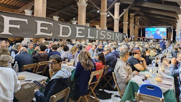 """Alle 22.30 su Siena Tv lo speciale """"50 anni dei Fedelissimi. Passione e fedeltà"""""""