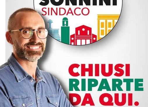 Elezioni comunali a Chiusi: Gianluca Sonnini è il nuovo sindaco